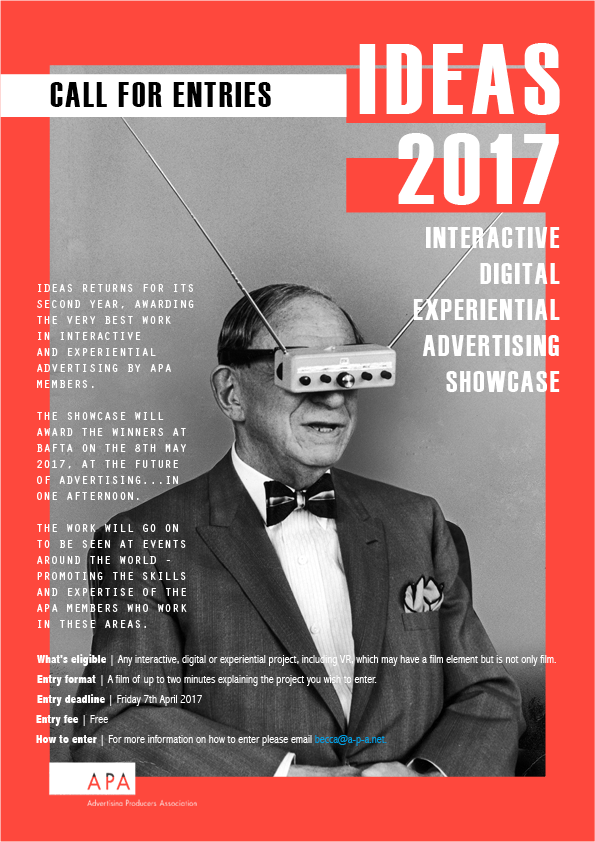 Entry Is Free And Only Open To Apa Members So Don T Miss The Chance Be A Part Of This Showcase Best In Interactive Work Have Your