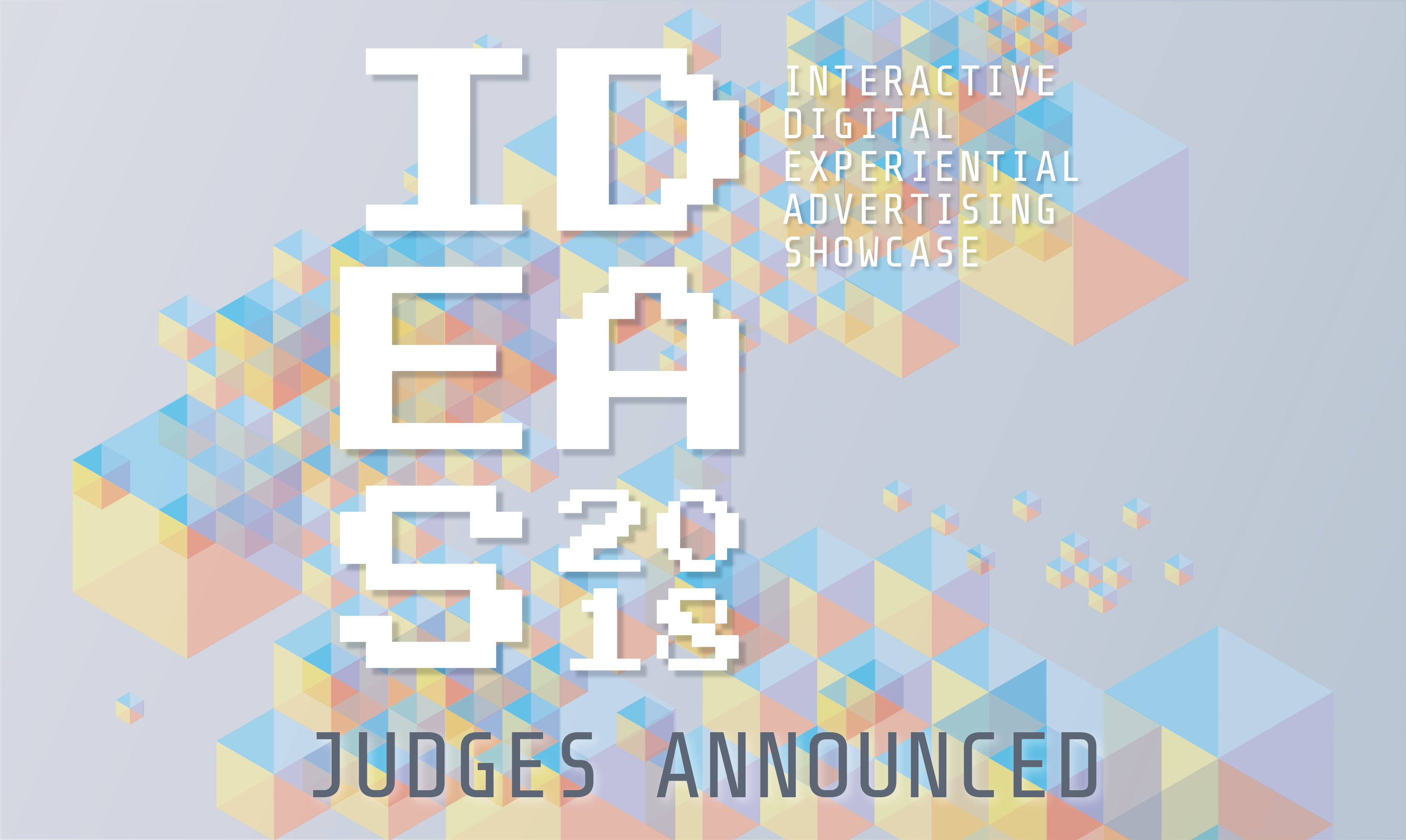 Judges for the IDEAS Awards 2018 Announced! | Advertising Producers ...