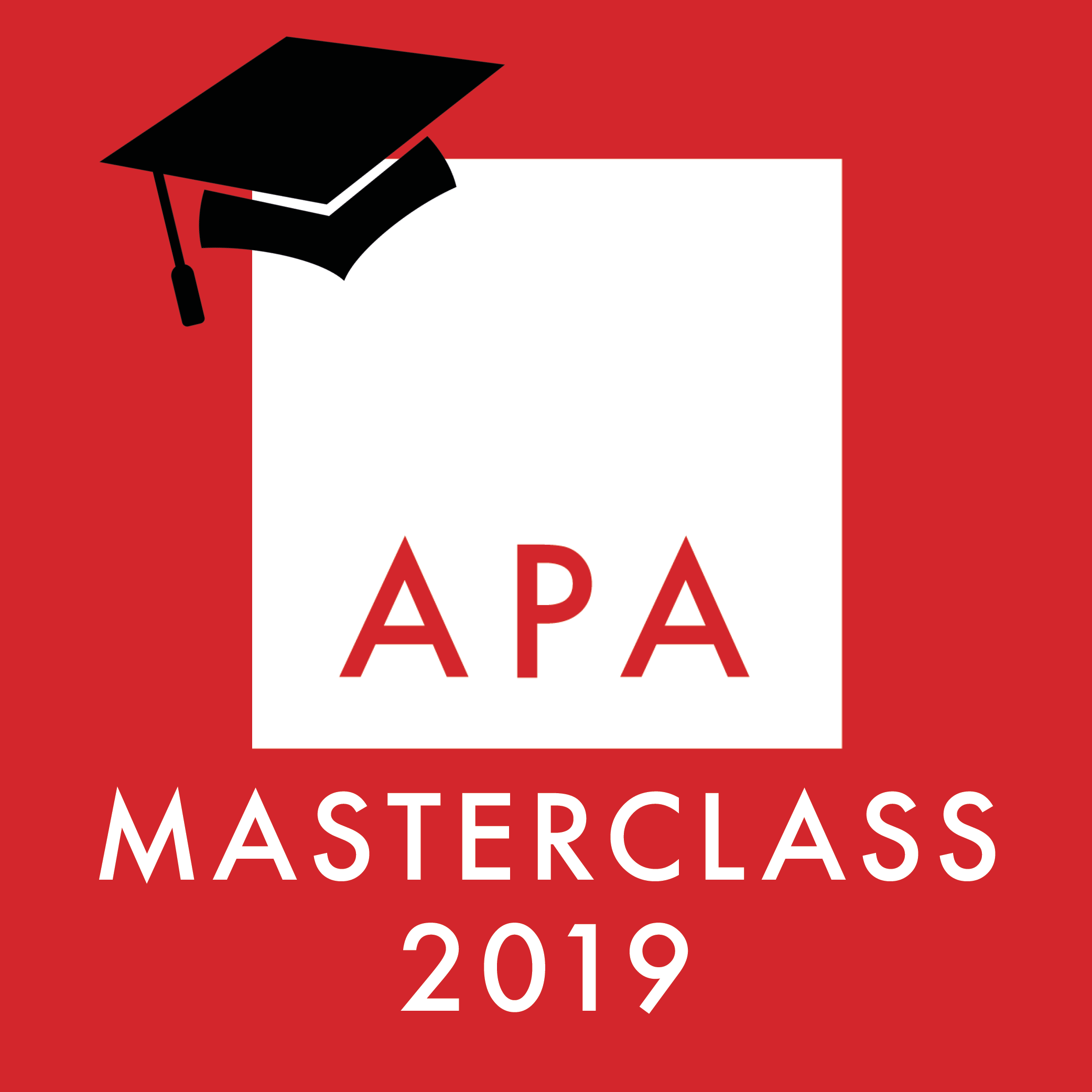 now in its 18th year the apa masterclass is established as the industry standard training course for the next generation of producers